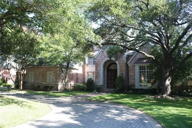 6341 Waggoner Drive, Dallas, TX 75230 (MLS #14391695) :: The Heyl Group at Keller Williams