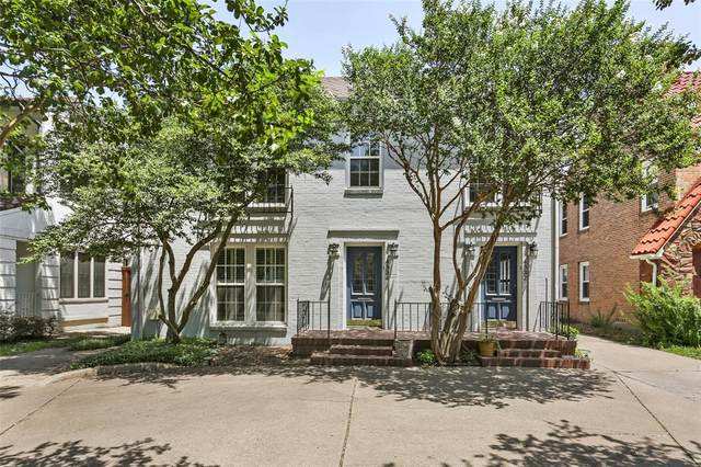 4332 University Boulevard, University Park, TX 75205 (MLS #14391715) :: The Mitchell Group