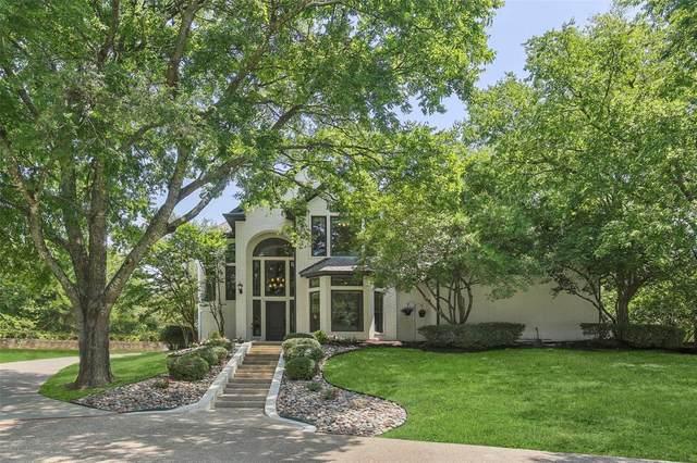 450 Ashwood Lane, Fairview, TX 75069 (MLS #14391770) :: Lyn L. Thomas Real Estate | Keller Williams Allen