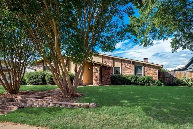 1607 California Trail, Plano, TX 75023 (MLS #14391798) :: Real Estate By Design