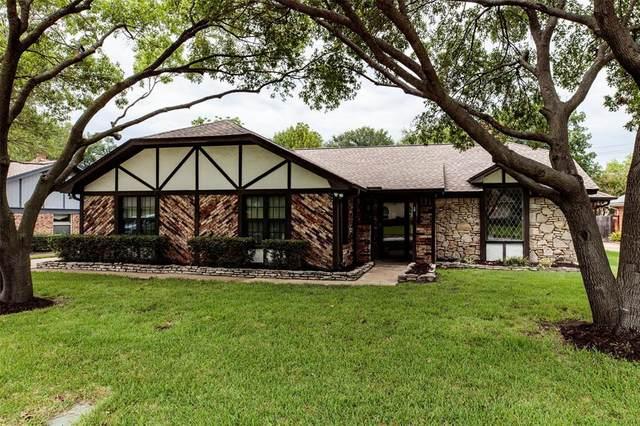 711 Wayland Drive, Arlington, TX 76012 (MLS #14391807) :: The Heyl Group at Keller Williams