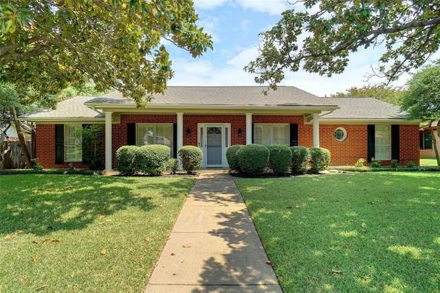 412 Baker Drive, Hurst, TX 76054 (MLS #14391836) :: The Heyl Group at Keller Williams