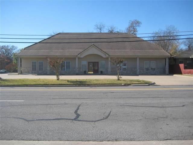 1700 N Travis Street, Sherman, TX 75092 (MLS #14391870) :: The Kimberly Davis Group