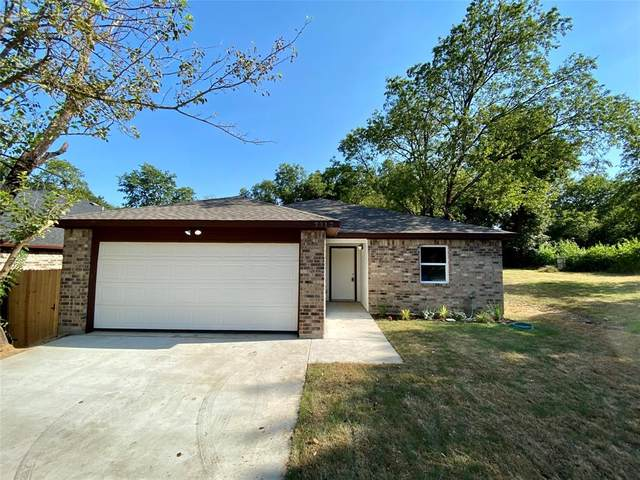 2613 Market Avenue, Fort Worth, TX 76164 (MLS #14391908) :: Front Real Estate Co.