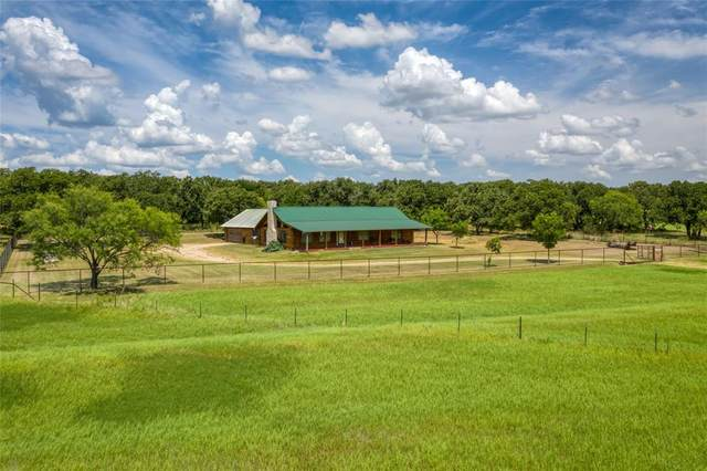 2270 Fm 2210 W, Perrin, TX 76486 (MLS #14391920) :: The Hornburg Real Estate Group