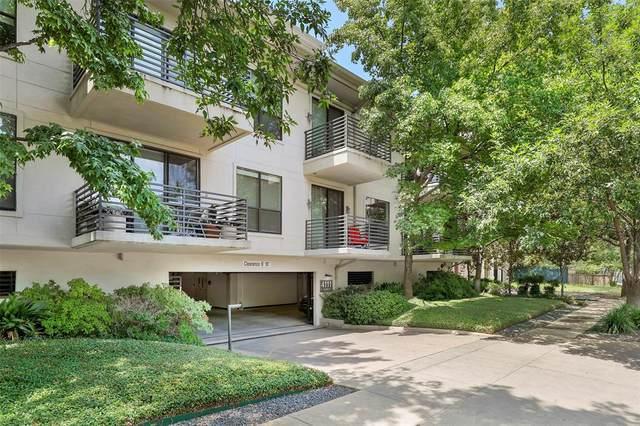 4111 Gilbert Avenue #103, Dallas, TX 75219 (MLS #14391935) :: Results Property Group