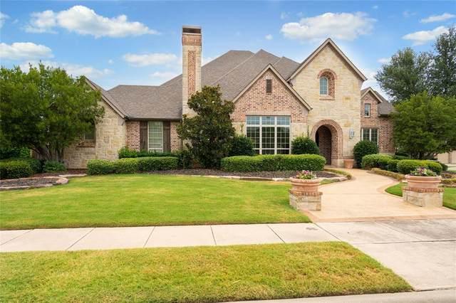 1513 Mossycup Court, Keller, TX 76248 (MLS #14392045) :: The Good Home Team
