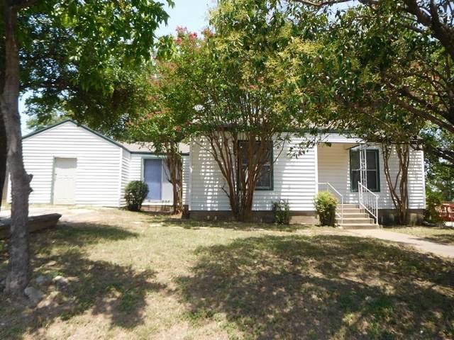 2706 31st Street, Fort Worth, TX 76106 (MLS #14392051) :: The Heyl Group at Keller Williams