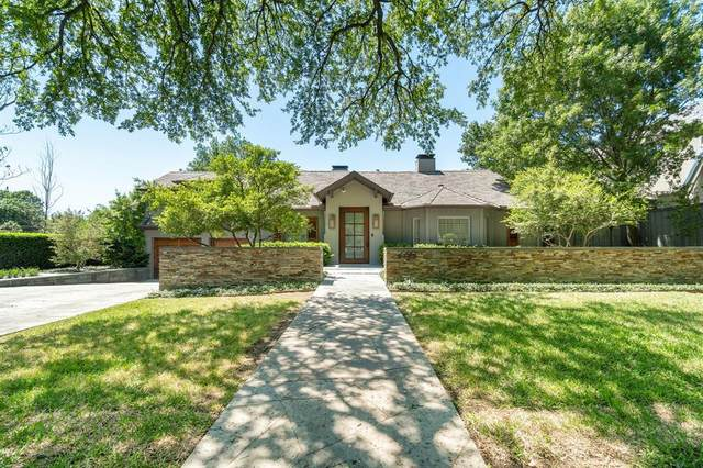 6719 Robin Road, Dallas, TX 75209 (MLS #14392054) :: Real Estate By Design