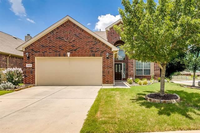 3400 Elm Grove Drive, Fort Worth, TX 76244 (MLS #14392072) :: The Daniel Team