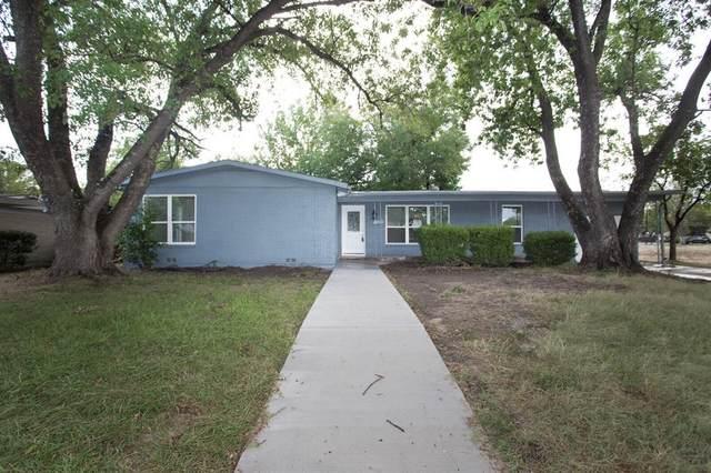 2829 Cecil Drive, Richland Hills, TX 76118 (MLS #14392078) :: The Tierny Jordan Network