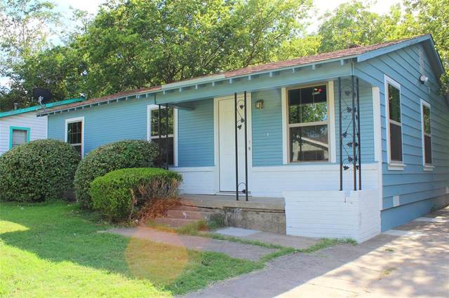 4070 Cole Street, Fort Worth, TX 76115 (MLS #14392130) :: The Heyl Group at Keller Williams