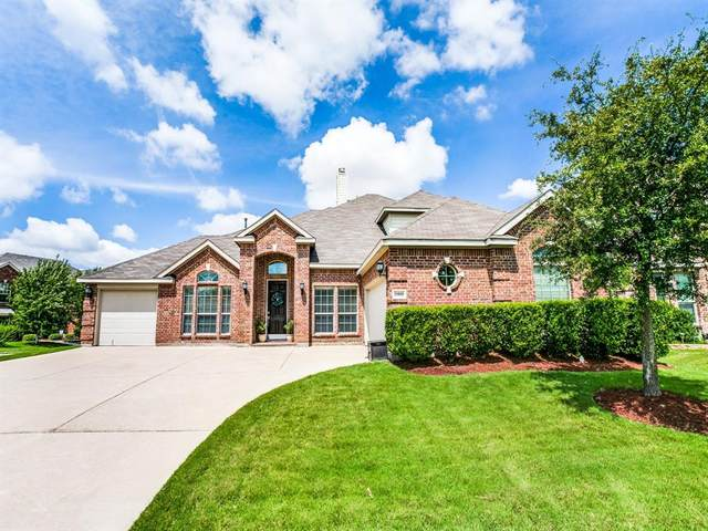 11801 Indian Pony Way, Fort Worth, TX 76244 (MLS #14392157) :: Real Estate By Design
