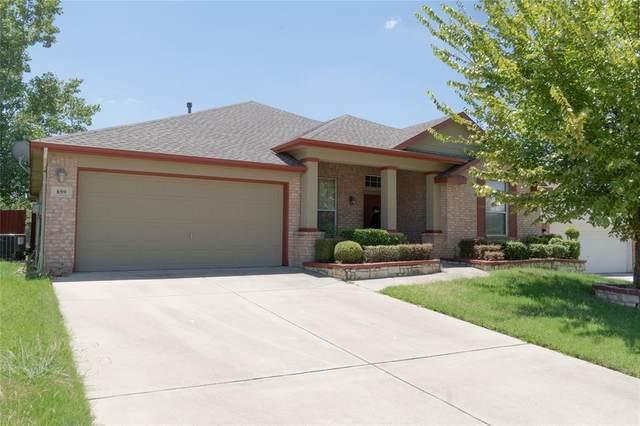 859 Ridgecrest Road, Grand Prairie, TX 75052 (MLS #14392188) :: The Heyl Group at Keller Williams