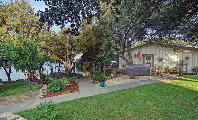 5331 Power Road, Possum Kingdom Lake, TX 76450 (MLS #14392200) :: The Chad Smith Team