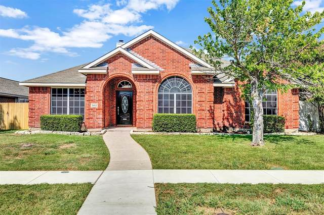 3412 Cherry Blossom Lane, Mckinney, TX 75070 (MLS #14392222) :: Tenesha Lusk Realty Group