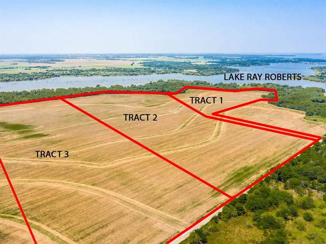0000 Buck Creek Road, Tioga, TX 76271 (MLS #14392292) :: The Rhodes Team