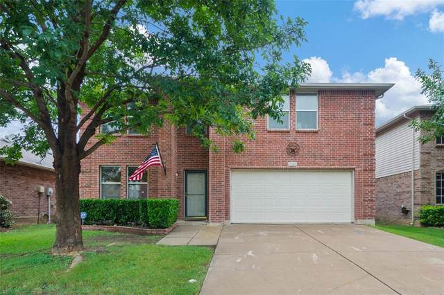 1705 Arbuckle Drive, Fort Worth, TX 76247 (MLS #14392315) :: The Heyl Group at Keller Williams