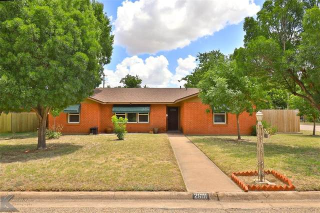 2601 Garfield Avenue, Abilene, TX 79601 (MLS #14392349) :: The Chad Smith Team