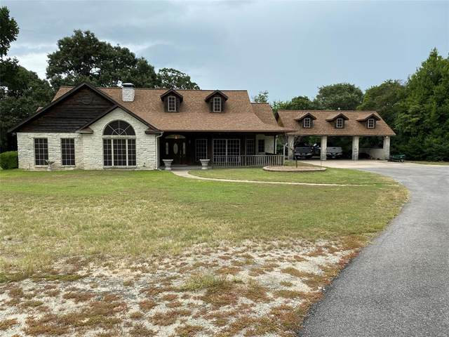 3902 State Hwy 31 E, Athens, TX 75752 (MLS #14392355) :: The Good Home Team