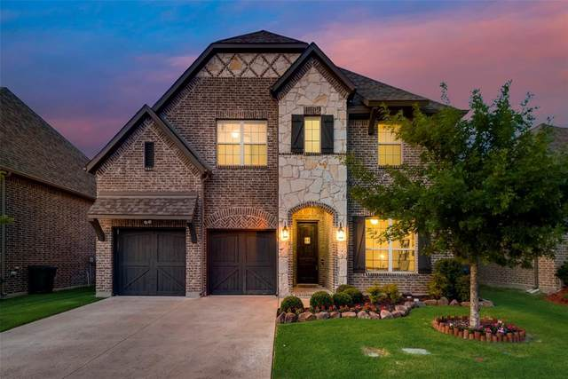 782 Mountcastle Drive, Rockwall, TX 75087 (MLS #14392384) :: Maegan Brest | Keller Williams Realty