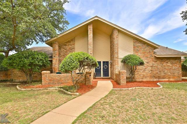 10 Cypress Point Street, Abilene, TX 79606 (MLS #14392430) :: Real Estate By Design