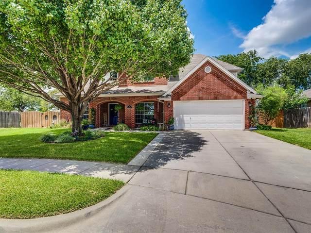 576 Vista Mill Drive, Saginaw, TX 76179 (MLS #14392438) :: The Heyl Group at Keller Williams