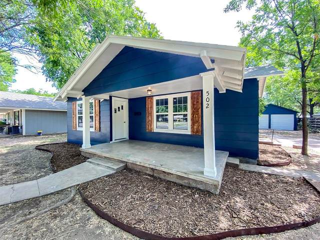 502 N Avenue H, Haskell, TX 79521 (MLS #14392484) :: Real Estate By Design