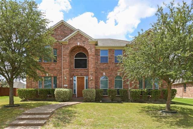 916 Cherry Hill Lane, Desoto, TX 75115 (MLS #14392526) :: The Heyl Group at Keller Williams