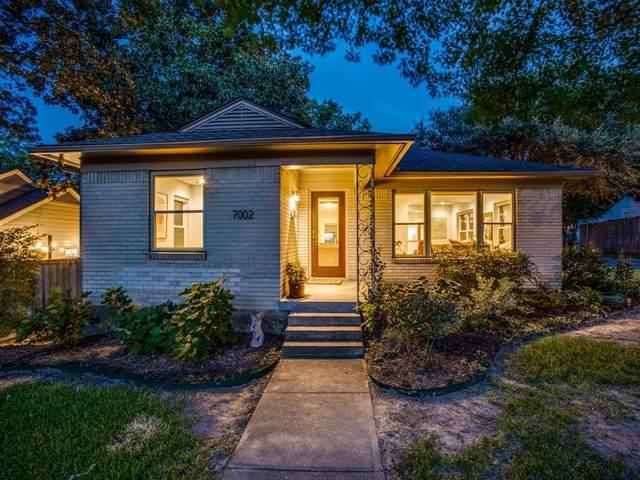 7002 Lindsley Avenue, Dallas, TX 75223 (MLS #14392541) :: North Texas Team | RE/MAX Lifestyle Property