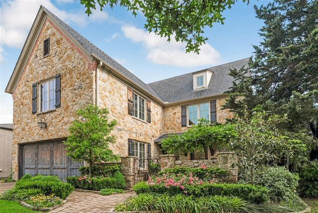 4900 W Stanford Avenue, Dallas, TX 75209 (MLS #14392557) :: The Mitchell Group