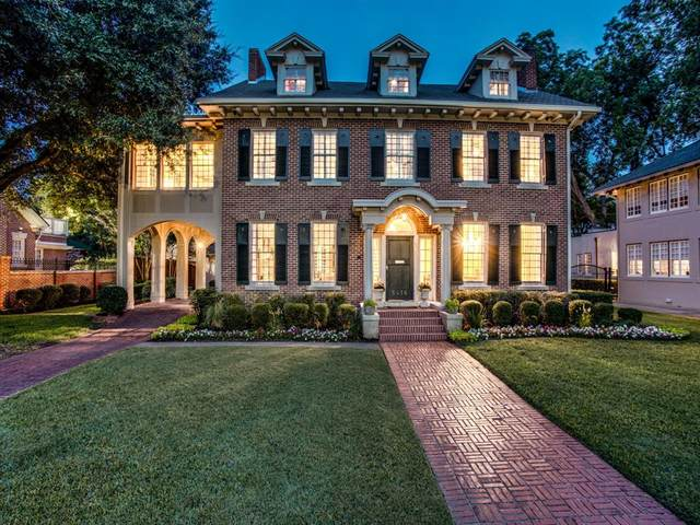 5416 Swiss Avenue, Dallas, TX 75214 (MLS #14392581) :: Results Property Group