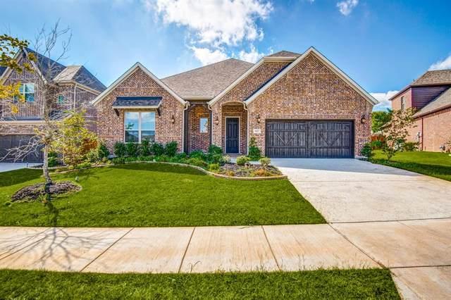 1801 Newpark Way, Prosper, TX 75078 (MLS #14392631) :: The Paula Jones Team | RE/MAX of Abilene