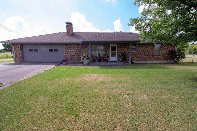 6168 County Road 166, Kaufman, TX 75142 (MLS #14392673) :: The Heyl Group at Keller Williams