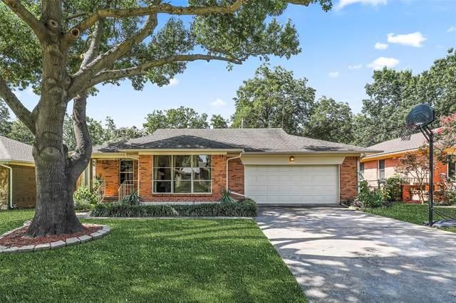10658 Lakemere Drive, Dallas, TX 75238 (MLS #14392683) :: Frankie Arthur Real Estate