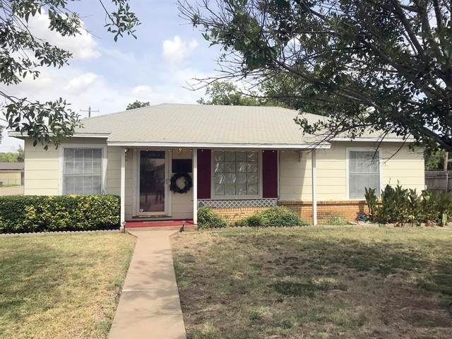 1006 N Avenue K, Haskell, TX 79521 (MLS #14392690) :: Real Estate By Design