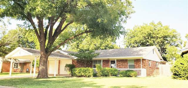 2009 Meadowbrook Drive, Abilene, TX 79603 (MLS #14392723) :: The Heyl Group at Keller Williams