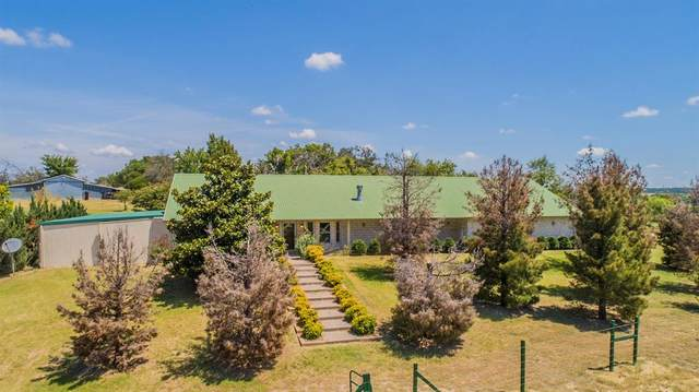 203 Mini Ranch Drive, Weatherford, TX 76088 (MLS #14392750) :: The Heyl Group at Keller Williams