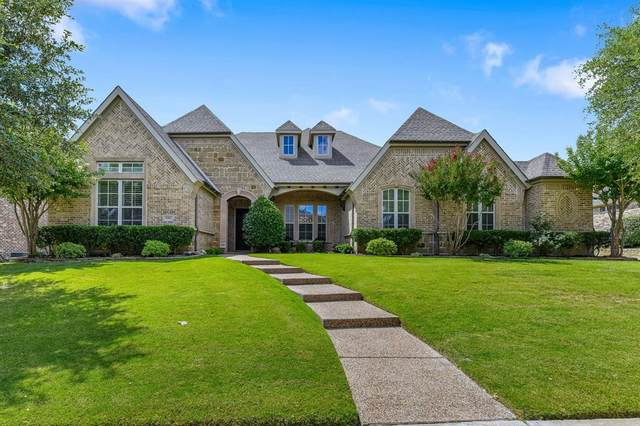 981 Shaddock Park Lane, Allen, TX 75013 (MLS #14392779) :: The Good Home Team