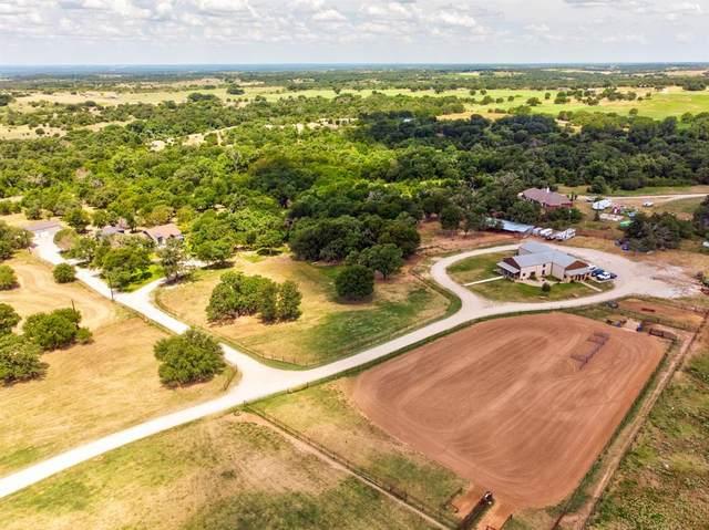 7700 Ellis Drive, Weatherford, TX 76088 (MLS #14392802) :: The Heyl Group at Keller Williams