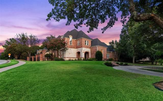 1605 Kings Court, Southlake, TX 76092 (MLS #14392829) :: The Kimberly Davis Group