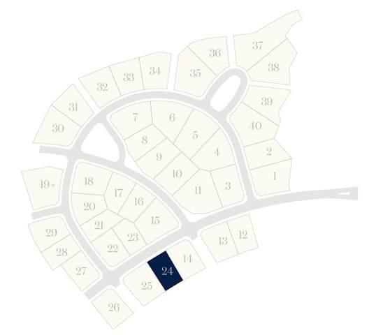 13625 Cline Ridge Road Lot 24, Fort Worth, TX 76008 (MLS #14392857) :: Craig Properties Group
