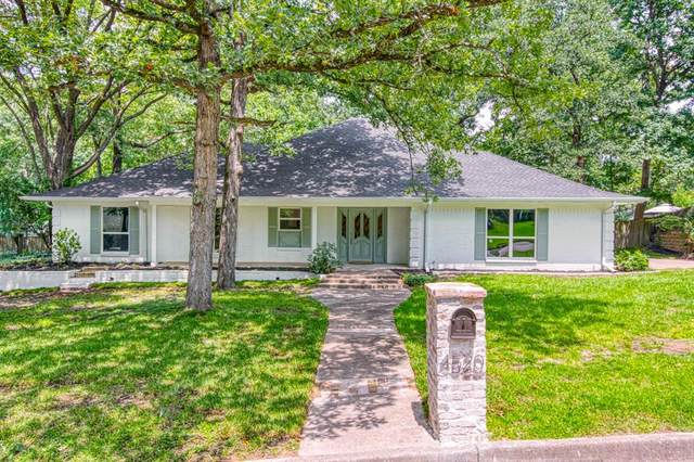 4520 Gretna Green, Tyler, TX 75703 (MLS #14392870) :: The Tierny Jordan Network