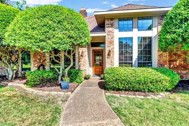 3629 Teakwood Lane, Plano, TX 75075 (MLS #14393006) :: The Kimberly Davis Group
