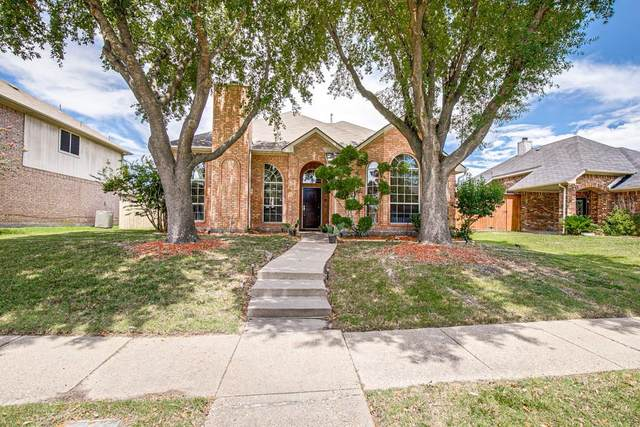 2520 Crystal Falls Drive, Mesquite, TX 75181 (MLS #14393074) :: The Heyl Group at Keller Williams