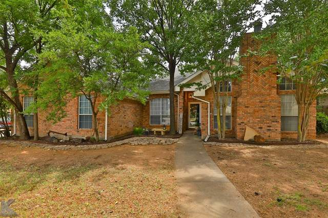 7 Olympic Circle, Abilene, TX 79606 (MLS #14393100) :: Real Estate By Design