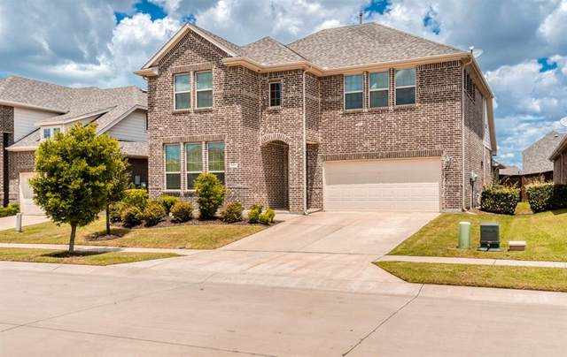501 Barnstorm Drive, Celina, TX 75009 (MLS #14393129) :: Real Estate By Design