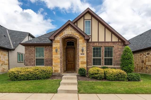 8620 Grassland Drive, Mckinney, TX 75070 (MLS #14393184) :: The Hornburg Real Estate Group