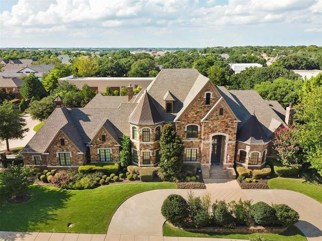 2118 Miracle Point Drive, Southlake, TX 76092 (MLS #14393251) :: The Kimberly Davis Group