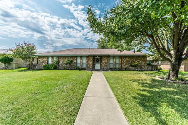 702 Lake Highlands Drive, Allen, TX 75002 (MLS #14393283) :: EXIT Realty Elite